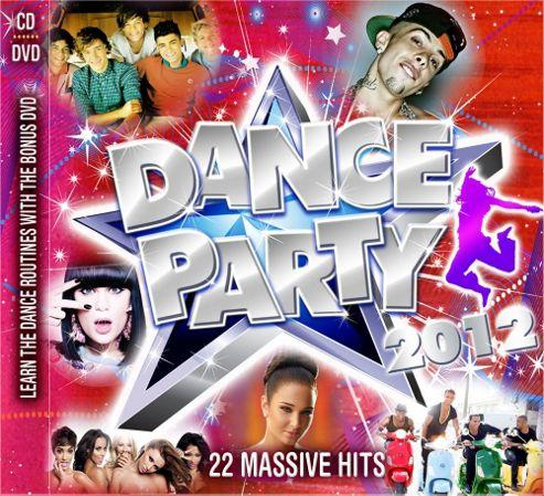 Dance Party 2012 (Cd/Dvd)