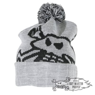 Guy Martin 'Been On The Pies' Head Gasket Bobble Hat / Beanie PomPom