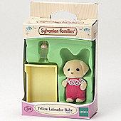 Yellow Labrador Baby - Sylvanian Families Dog Figures 5187