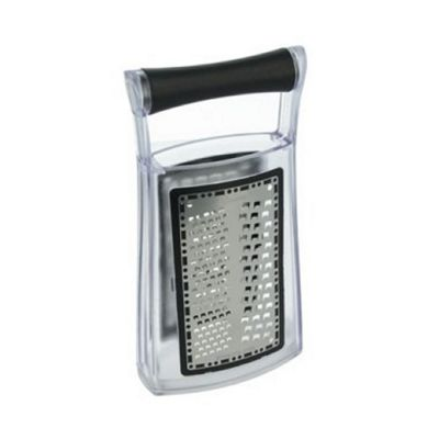 Metaltex Diamond 2-Sided Grater, 18cm