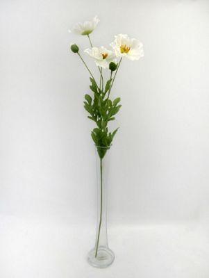 Artificial - Poppy Pretty - White