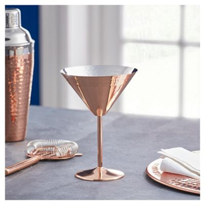 Fox & Ivy Copper Cocktail Glass
