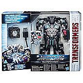 Transformers Allspark Tech Starter Pack Shadow Spark Optimus