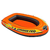 Explorer Pro 50 Kids Swimming Pool Fun Inflatable Safety Ride-On Boat