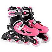 Loch Girls' Adjustable Inline Skates UK 1-4