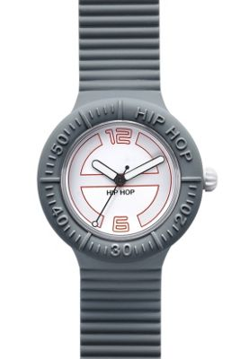Hip Hop Unisex Large Metropolitan Strap Watch HWU0117