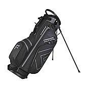 Forgan Golfdry Waterproof 14-Way Golf Stand Bag Black/Black