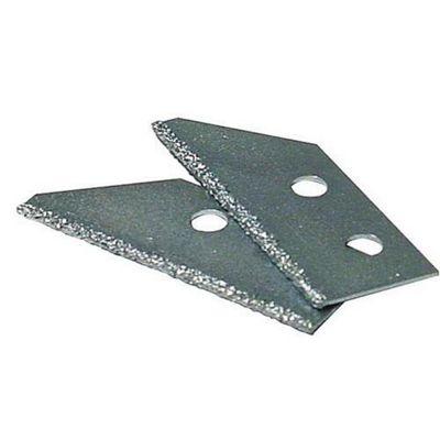 Vitrex 10 2423 Blades(2) For 102422 Grout Rake