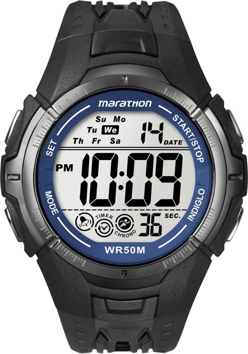 Timex T5K359 Mens Marathon Digital Watch