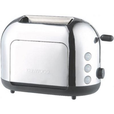 Kenwood TTM332 Classic Stainless Steel 2 Slice Toaster