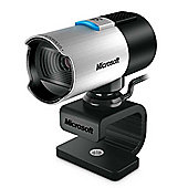 Microsoft LifeCam Webcam - USB 2.0, 5 Megapixel Interpolated