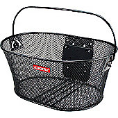 Rixen & Kaul Oval Mesh Front Basket. Without KF850 Adapter