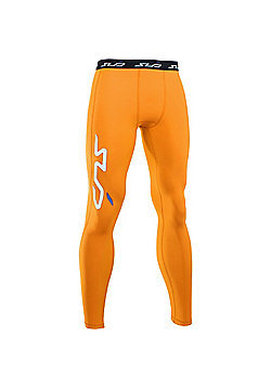 Subsports Cold Thermal Legging Adult - Orange