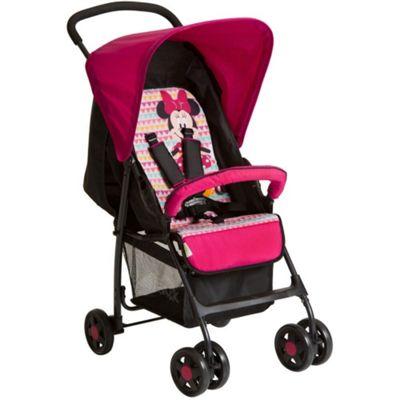 Hauck Disney Sport Stroller (Minnie Geo Pink)