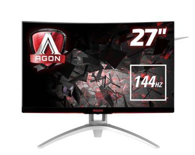 AOC AGON AG272FCX 27 Full HD FreeSync 144Hz Curved Gaming Monitor