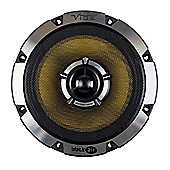 "BlackAir 6""Coaxial Car Speakers"