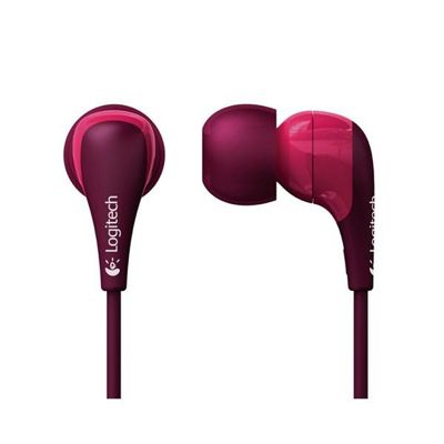 Logitech Ultimate Ears 200 Noise-Isolating Earphones (Purple)