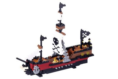 Pirate Ship Building Sets