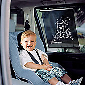 Dreambaby Adjustable Car Shade Tigers