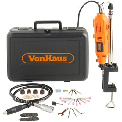 135w Rotary Multi Tool with 40pc Accessory Set
