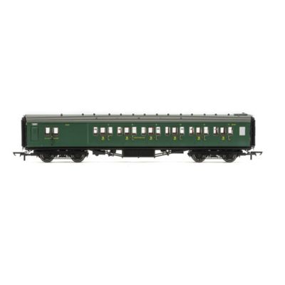 HORNBY Coach R4736 SR Maunsell 6 Compartment Brake 3rd No 3797, SET 328