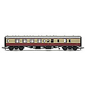 HORNBY Coach R4814 RailRoad BR Mk1 Corridor Brake Second