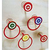 Fun Bathtime Hoopla Game Throwing Gift Toy