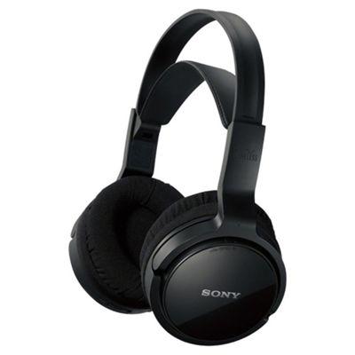 Sony MDRRF811RKCEK Indoor Wireless Overhead Headphones