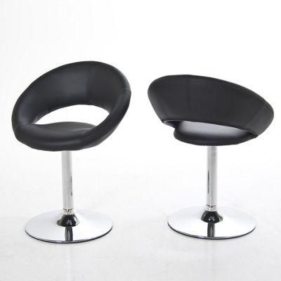 Aspect Design Round Dining Chair - Black