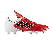 adidas Copa 17.3 FG Football Boots - Red - Red