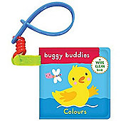 Wipe Clean Buggy Buddy (Colours)