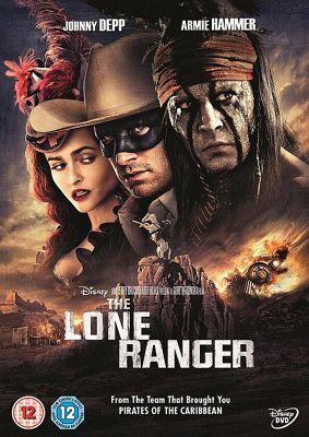 Lone Ranger DVD