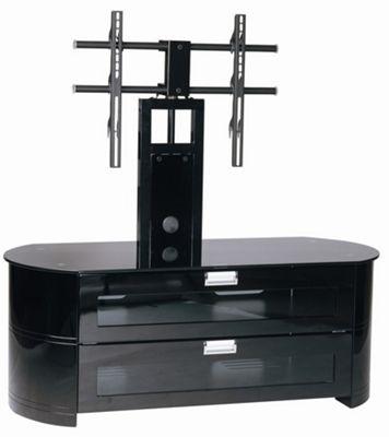 Gecko Opal TV Stand - Gloss Black
