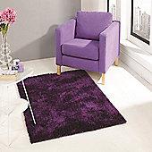 Grande Vista Purple Mix 60x110 cm Rug
