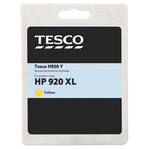 Tesco-HP 920XL Officejet Printer Ink Cartridge - Yellow