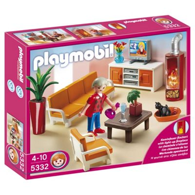Playmobil 5332 Dollhouse Living Room