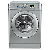 Indesit Innex Washing Machine, BWA 81483X S UK, 8kg, 1400rpm - Silver