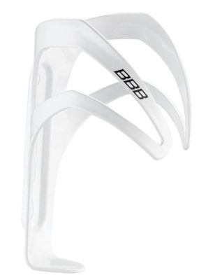 BBB BBC-31 - SpeedCage Bottle Cage (Gloss White)