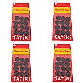 Tatiri Magnetic Sticky Tabs (Pack of 4)