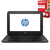 "HP Stream Pro 11 G3 - 1NV59EA#ABU - 11.6"" Laptop Intel Celeron N3060 4GB 64GB Win 10 with Internet Security"