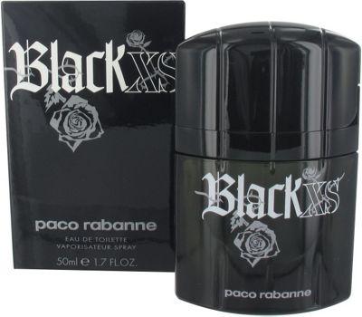 Paco Rabanne Black XS Eau de Toilette (EDT) 50ml Spray For Men