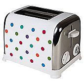 KitchenOriginals by Kalorik Bright Spot Two Slice Toaster