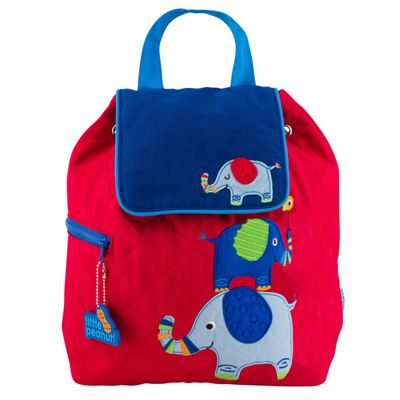Kids Backpacks,Toddler Rucksack, Toddler Backpacks, Toddler Rucksack - Blue Elephant