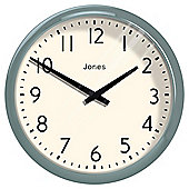 Jones & Co Duck Egg Casablanca Wall Clock