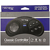 Sega Genesis Classic USB Controller for PC and Mac - Megadrive