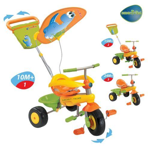 Smart Trike, Candy Orange/Yellow