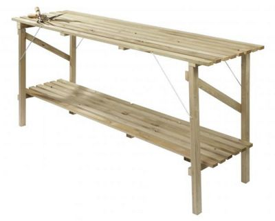Simplicity Foldaway Staging 6ft long 21