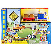Paw Patrol Adventure Bay Railway Train Set
