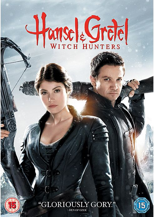 Hansel & Gretel Witch Hunters (DVD)