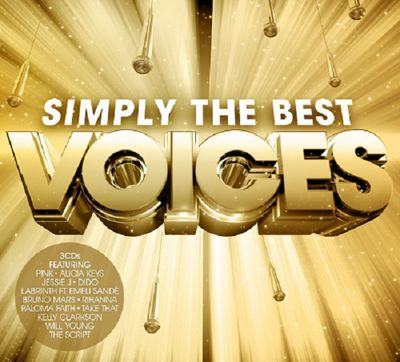 Voices: Simply The Best (3CDs)